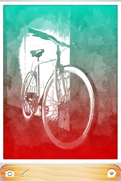 New app! POPSICOLOR. Turns your photos into watercolors. 99 cents.