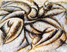 The Athenaeum - Dynamism of the Human Body (Umberto Boccioni - ) Italian Painters, Italian Artist, Umberto Boccioni, Oil Painting Reproductions, Reggio, Paintings For Sale, Body Paintings, Verona, Canvas Art Prints