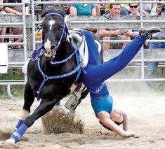 trick riding death drag