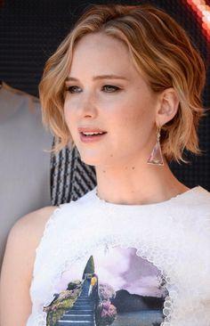 Jennifer Lawrence à Cannes