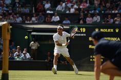 Roger Federer - Tom Lovelock/AELTC Wimbledon 2014.