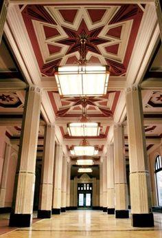 Tulsa's Art Deco is Celebrated