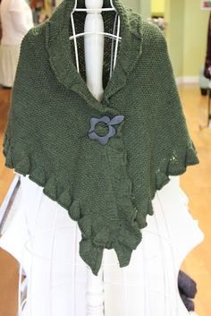 the milk run shawl (or kate's grocery run shawl) by cat wong