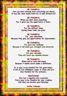 Thankful Quotes, Teaching, Education, Gratitude Quotes, Thank You Quotes, Onderwijs, Learning, Tutorials