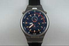 Authentic Porsche 120147 Replica Porsche Watch 2013 Porsche Gt3, Porsche Carrera, Carrera Watch, World Timer, Titanium Watches, Limited Edition Watches, Porsche Design, Iwc