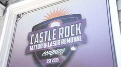 I'm a Rock, Castle Rock Tattoo and Laser Removal Co.