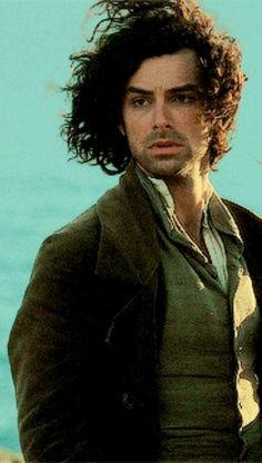 Aiden as Poldark.  I know he abhors having long hair but dang it is so hot.  I love him best as Kili and always will.  It was the perfect personality for him, funny and carefree and protective and loving