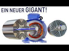 SynRM | Ein neuer Gigant in der Elektrowelt - YouTube Electronic Engineering, Electric Motor, Electric Cars, Youtube, Ham Radio, Physics, World, Curiosity, Medicine