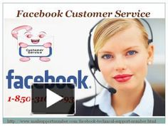 To attain our Facebook Customer Service in an effective manner, you are suggested to make a ring on our toll-free number 1-850-316-4893 and get linked up with our adroit techies. Here, you can ask for any kind of help related to Facebook from our technicians as they are highly qualified and knowledgeable. http://www.mailsupportnumber.com/facebook-technical-support-number.html