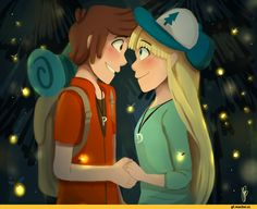 Gravity Falls :: dipcifica (so cute)