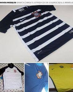 Mundial de 2000 e listras horizontais: veja imagens das camisas do Timão #globoesporte