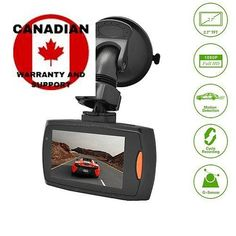"""New! AceCam Vehicle Car Dash Camera Video DVR 1080P 150 degree 2.7"""" LCD with Night Vision. - Online Only AceCam Vehicle Car Dash Camera Video DVR Cam Recorder 1080P 150 degree 2.7"""" LCD with Night Vision Record looping video of your driving to record incidents and PROTECT yourself ."""