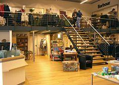 Besuchen Sie unser Ladengeschäft in Meckenheim - THE BRITISH SHOP - Englische Bekleidung im Country Style und 'very British'-Spezialitäten!