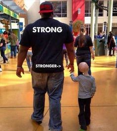 The strongest isn't always the biggest but the one with the biggest desire to win, survive and succeed. Cancer sucks and I wish this little one a long life free of cancer.