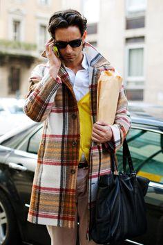 serious coat