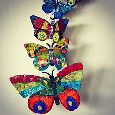 "crisarruda: "" Borboletas #butterflys #beautiful #like #love #loveit #igstyle #instaart #instacool #cute #details #detalhes """