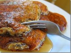Oatmeal Cookie Pancakes. No words... by lavonne