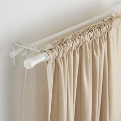 Curtain Brackets for Vertical Blinds . Curtain Brackets for Vertical Blinds . A&f Rod Decor Chopin Curtain Rod 1 5 Inch Od Long Satin Nickel Ikea Curtains, Painted Curtains, Thick Curtains, Double Rod Curtains, Drop Cloth Curtains, Rustic Curtains, Curtains With Rings, Hanging Curtains, Sheer Curtains
