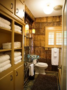 27 best TIN | Bathrooms images on Pinterest in 2018 | Tin ceilings Tin Ceiling In Bathroom on galvanized tin bathrooms, home theater bathrooms, tin drop ceiling, wallpaper in bathrooms, tin wall covering, rustic corrugated tin in bathrooms, black and white bathrooms, used tin tiles in bathrooms, spy cameras in bathrooms, breastfeed in bathrooms, tin shower, ceilings for bathrooms, metal tin in bathrooms, best paint finish for bathrooms, love scenes in bathrooms, stained glass in bathrooms, ceramic tile for small bathrooms, corrugated metal used in bathrooms, crown moldings in bathrooms, tin bathroom walls,