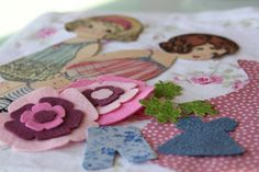 Quiet Book Sew Along and Kits   girl. Inspired.