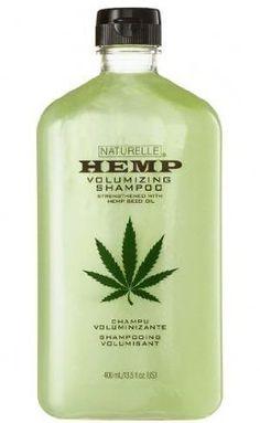Zotos Hemp Volumizing Shampoo | Amazon.com | $9.13 | Made from soy protein and hemp seed extract