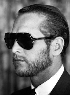Paul Newman. Some people don't even try to be cool. They just are.