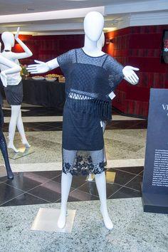 Tema Vitoriano Gótico - Senac Moda Informação - Inverno 2016.