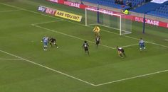 Bobby Zamora produced sublime assist for Tomer Hemed in Brighton win over Bolton (Official video)