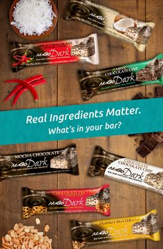 Do you know what's really in your favorite #protein bar? Click to learn about the NuGo difference. Real matters.