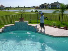 Follow some easy swimming pool cleaning tips provided by Magic Pools that can help you keep your pool crystal clear for a long time. Visit http://www.magicpools.com/swimming-pool-cleaning-tips/ for further details. #swimmingpoolmaintenancetips #swimmingpoolcleaningtips