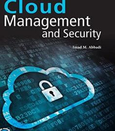 Cloud Management And Security PDF