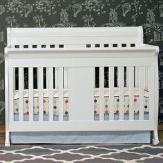 DaVinci Porter 4 in1 Convertible Crib in White - Click to enlarge