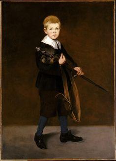 1861. Oil on canvas. 131,1 x 93,4 cm. The Metropolitan Museum of Art, New York. 89.21.2.