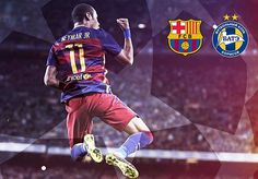 """#matchday  FC Barcelona v BATE #UCL #FCB #FCBBATE  Six hours to go  Falten sis hores  Faltan seis horas"""