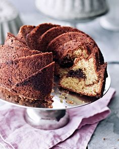 Coffee cake is one of my favorite things to have around the house.