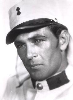 Gary Cooper in Beau Geste, 1939