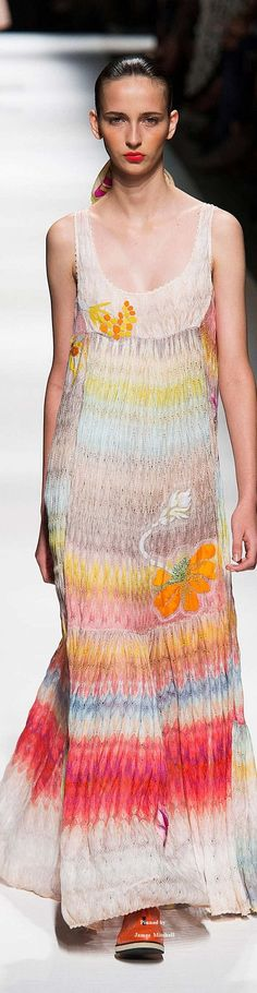 Missoni CollectionSpring 2015