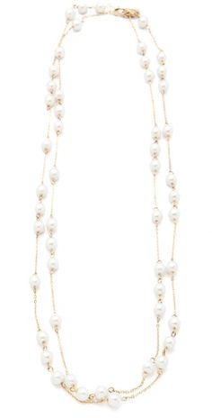Buying tomorrow Juliet & Company Long Pearl Wrap Necklace | SHOPBOP