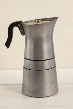 Vintage Hungarian moka pot / coffee maker / percolator / 60s ...
