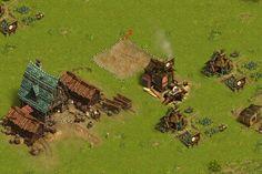 Das erste Dorf gründen