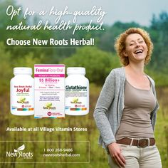 High quality new products by New Roots !