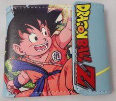 Kid Goku Dragonball Z Wallet Anime Cartoon DBZ New  #Unbranded