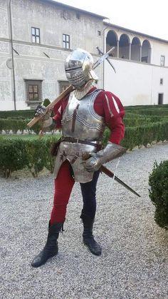 Armor 1450-1500 Italian sallet