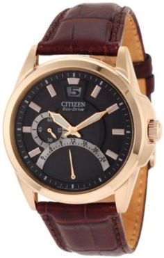 Citizen Mens BR0123-09E Dress Eco Drive Watch