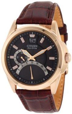 Citizen Mens BR0123-09E Dress Eco Drive Watch