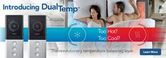 """I checked out the Dual Temp Layer pad from Sleep Number and it is really a cool and unique technology! Head in and check them out today! I went in and checked it out and for doing so and sharing about my experience, smiley360 is sending a 2"""" memory fiber curved support pillow. Check them out too! smiley360.com @sleepnumber @smiley360 #GotitFree"""