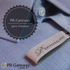 PR-Gateway goes Premium - mit relevanten Fachportalen