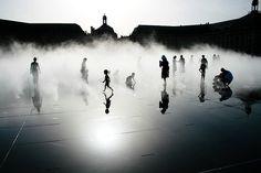Jeux de miroir @Bordeaux by Bérenger ZYLA on Flickr.