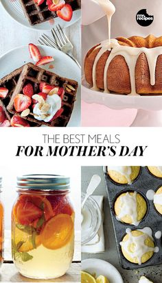 The Best Meals for Mother's Day | MyRecipes.com