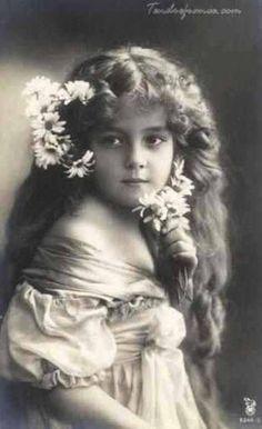 Grete vintage famous model